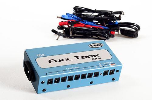 T-Rex FuelTank Classic 1500 mA napáječ efektů