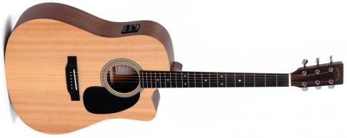 Sigma Guitars DMC-STE-WF el-akustická kytara