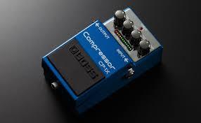 Boss CP-1X Compressor efekt pro kytaru