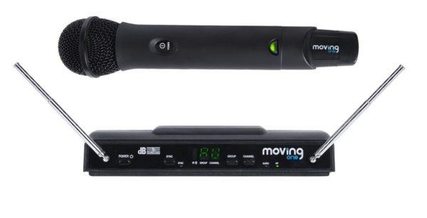 db Technologies MOVING-ONE H bezdr.mikrofon