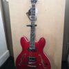 Oscar Schmidt OE30CH-A-U semiakustická kytara