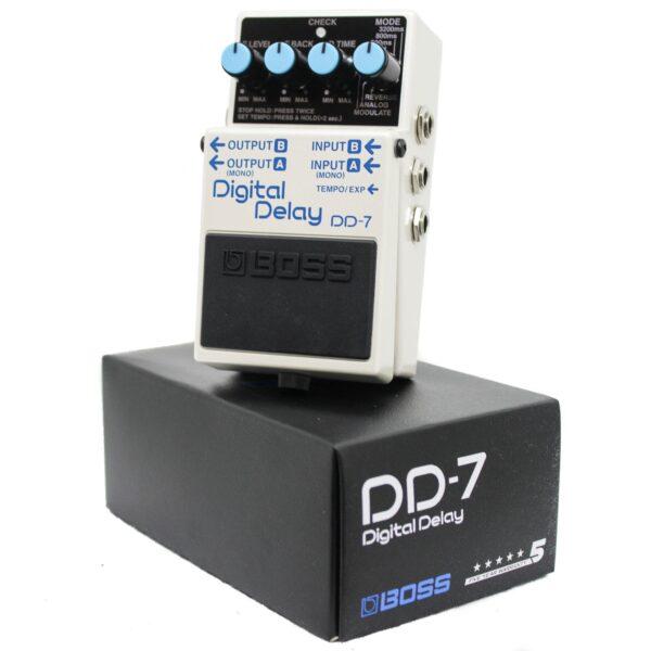 Boss DD-7 Digital Delay efekt pro el.kytaru