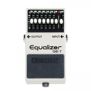 Boss GE-7 Guitar Graphic Equalizer 7-pásmový
