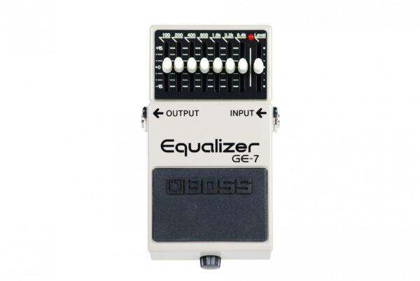 Boss GE-7 Guitar Graphic Equalizer 7-pásmový