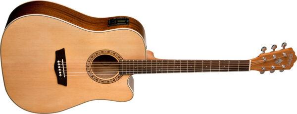 WASHBURN WD7SCE-O-U Dreadnought el.akustická kytar