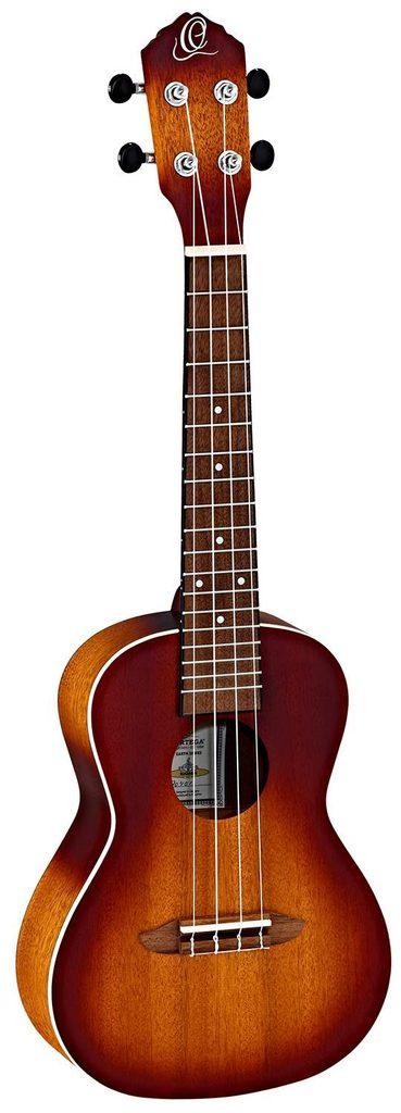 ORTEGA RUDAWN koncertní ukulele