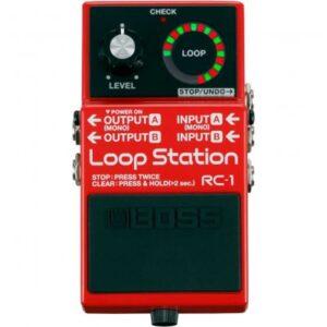 BOSS RC-1 Loop Station efekt looper