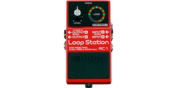 BOSS RC-1 Loop Station efekt looper