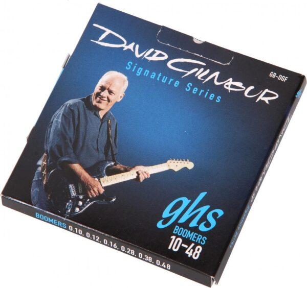 GHS GB-DG F D.GILMOUR 10-48 struny el.kytara