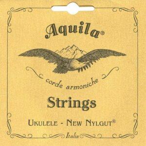 AQUILA 7U Set strun G-C-E-A pro koncertní ukulele