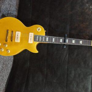 ABX LP-390 GLD elektrická kytara Les Paul GoldTop