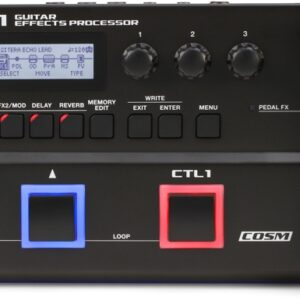 BOSS GT-1 kytarový multiefekt