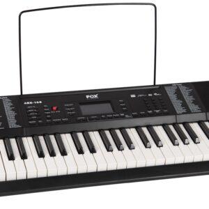 FOX 168 BK keyboard 61 dynamických kláves