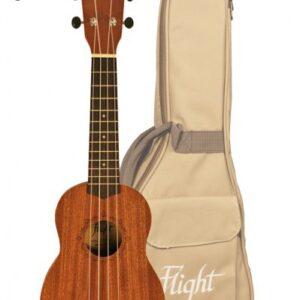 FLIGHT NUS310 sopránové ukulele + obal