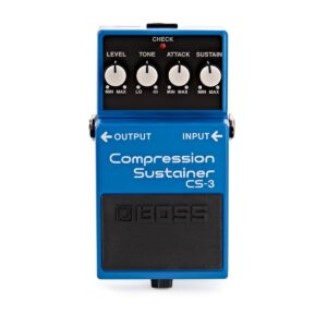BOSS CS-3 Compressor-Sustainer efekt pro kytaru
