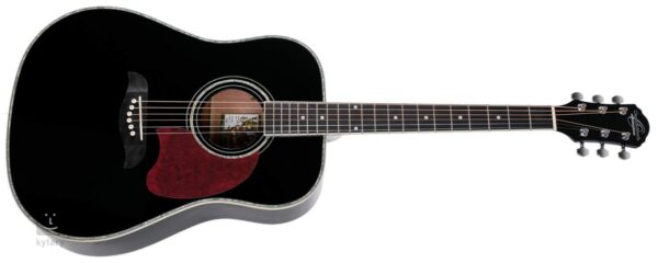 Oscar Schmidt OG2-B-A-U dreadnought kytara